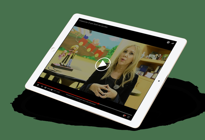 Agencia de marketing y comunicación para escuelas